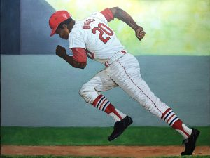 Lou Brock Died