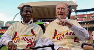 Lou Brock passed away