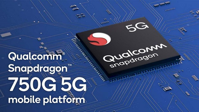 Qualcomm Snapdragon 750G SoC Announced