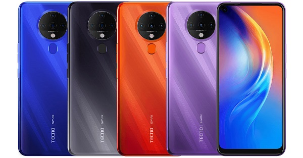 Tecno Spark 6 Colors