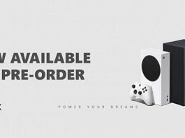 Xbox Series X and Xbox Series S Pre Order