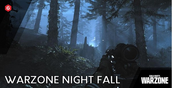war zone night fall