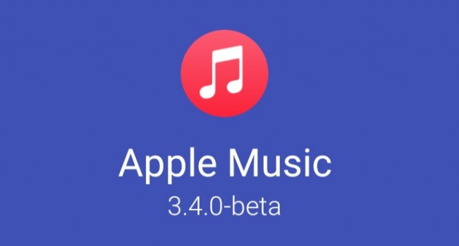 Apple Music 3.4 For Android