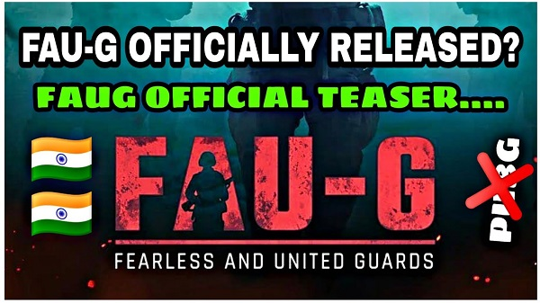 FAUG Game Official Teaser Released