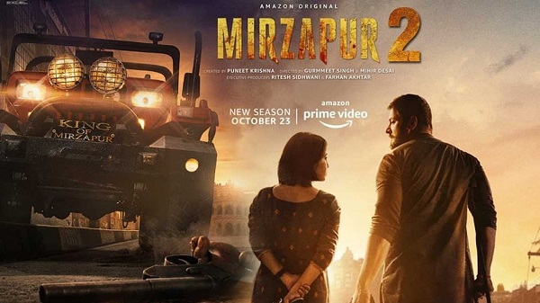 Mirzapur 2 Torrent-Telegram Download