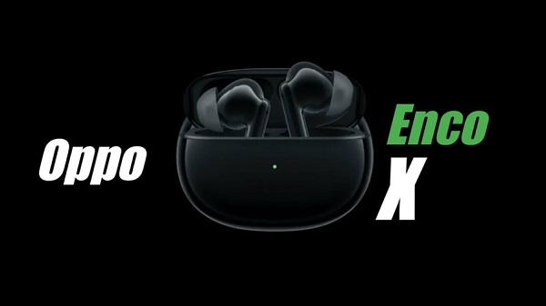 Oppo Enco X Wireless Earphones Launched