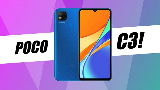 Poco C3 Launched In India