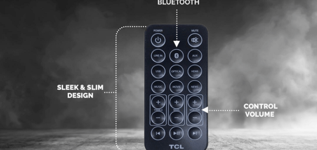 TCL TS3015 Soundbar Features