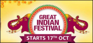 amazon great indian festival sale 2020