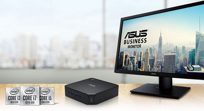 Asus Chromebox 4 With 10th-Gen Intel Core Processors Launched