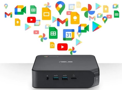 Asus Chromebox 4 With 10th-Gen Intel Core Processors