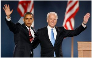 Joe Biden & barak obama