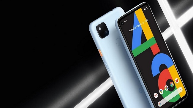 Pixel 4a Barely Blue Colour Variant Launched