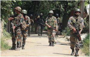 2 Terrorists Killed, 1 Arrested During Encounter