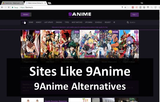 9Anime Alternatives