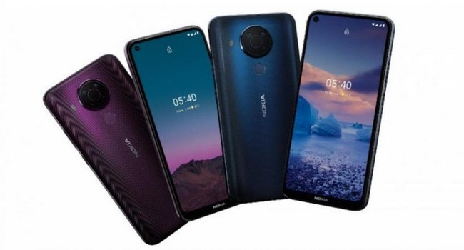 Nokia 3.4 Variants