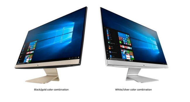 Asus AiO V241 All-In-One Desktop Colors