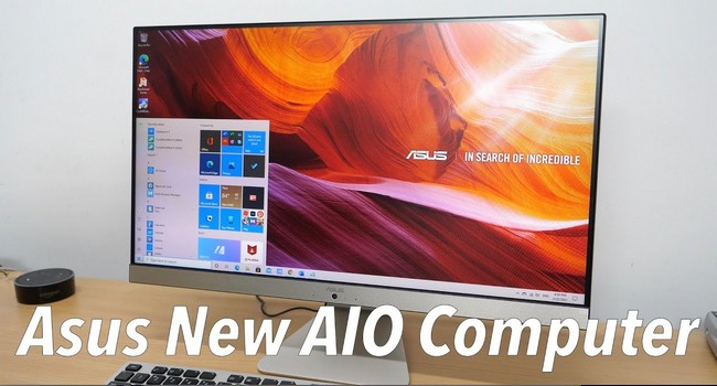 Asus AiO V241 All-In-One Desktop