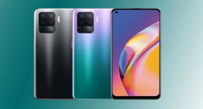 Oppo A94 Colors