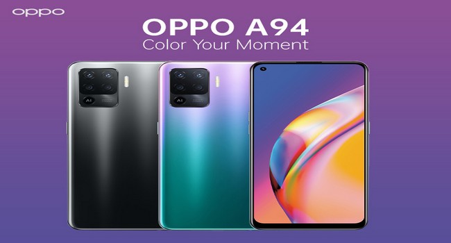 Oppo A94 Price
