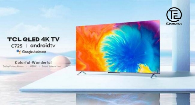 TCL P725 4K Android TV