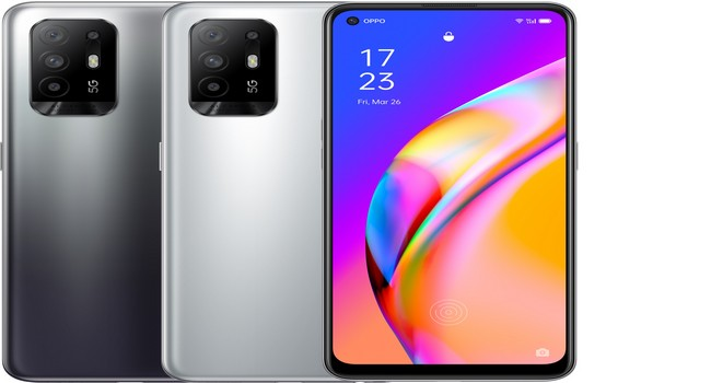 Oppo F19 Colors