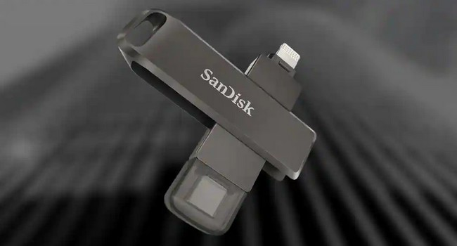 WD 2 In 1 Flash Drive