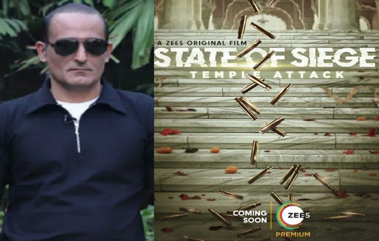 Akshay Khanna State of Siege Temple Attack