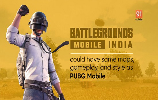 Battlegrounds Mobile India Features