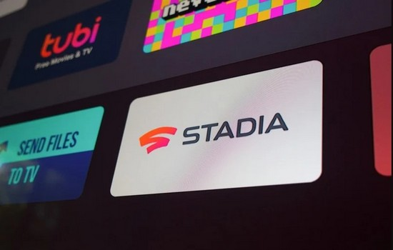 Google Stadia For Android TV