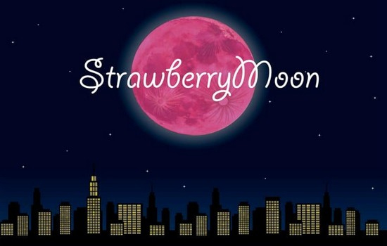 What Is Strawberry Moon