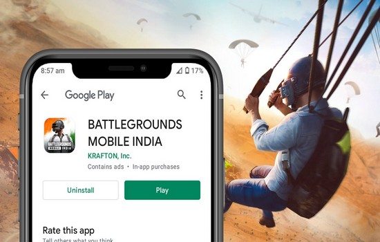 Battlegrounds Mobile India Stable Version Play Store