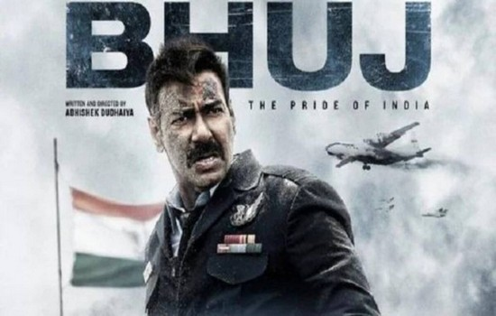 Bhuj The Pride of India Teaser