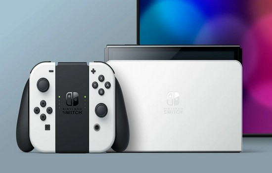 Nintendo Switch OLED Gaming Console