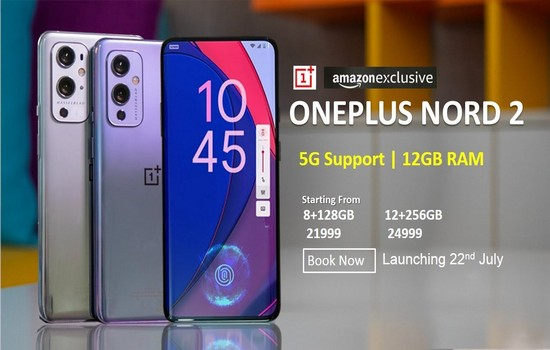 OnePlus Nord 2 5G Price In India