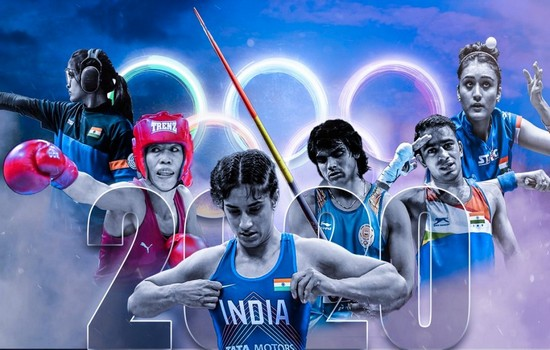 Tokyo Olympics 2020 Qualified Indian Athletes