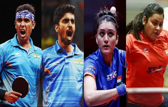 Tokyo Olympics Qualified Indian Athletes