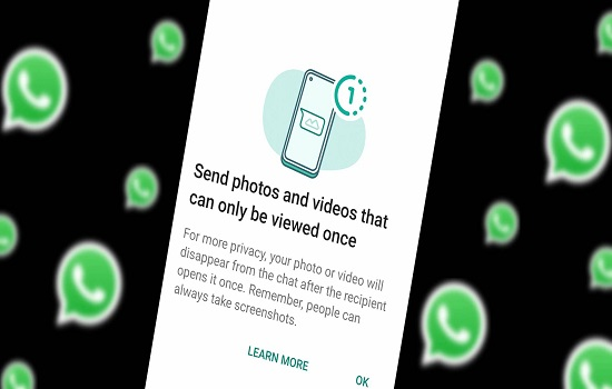 WhatsApp Disappearing Messages Rolling