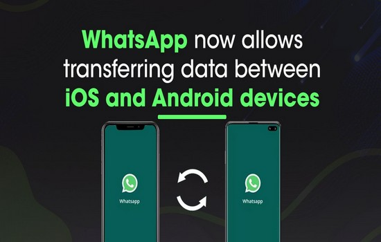 WhatsApp Chat Transfer Android To iOS