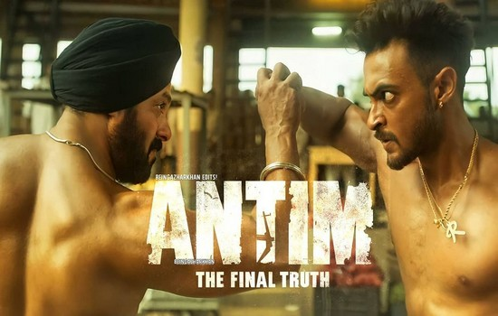 Antim - The Final Truth Poster