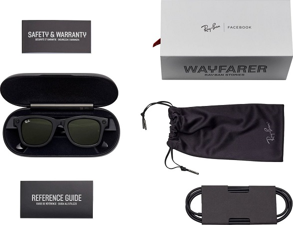 Facebook Ray-Ban Stories Smart Glasses