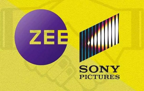 Zee Entertainment & Sony Pictures Merging Together